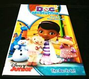 Disney Doc Mcstuffins Time For Your Check Up The Doc Is In Dvd, 2013