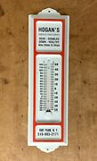 Hogan's Dead Stock Service Thermometer Fort Plain Ny Hides Skins