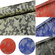 Aramid Carbon Blended Jacquard Cloth Carbon Fibre Fixed Cloth Camouflage Weave