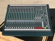 Soundcraft K3 Theater 16 Input Audio Mixer Mixing Sound Board For Theater