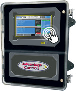 Megatron Mt Ph Controller, Includes Ph Probe And Steel Cross T. Part Mt-p