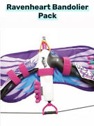 Nerf Rebelle Secrets And Spies Ravenheart Bandolier Bow Sleeve By Hasbro New