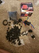Electric Golf Cart Parts Lot Relay Relay Holders. Switch Puch Clips Flash Light