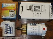 Fuel Filter Racor Gas 62 320rrac01 60gph 10micron Outboard Spare Element S3227