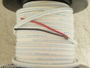 Wire Tinned Copper Duplex Cable 18/2 100ft 639 121910 Red Black Marine Boat Wire