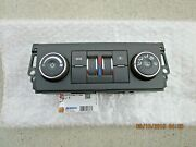 10 - 14 Chevy Tahoe Base Ls Lt A/c Heater Climate Temperature Control Oem New
