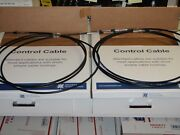 Control Cable 33 Pair Cc23014 14 Ft Universal Outboard Inboard Shift Throttle