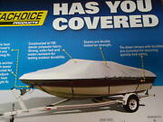 Boat Cover Vhull Runabout Stern Drive I/o 18.6ft X 96 Beam 97481 Storage Boat