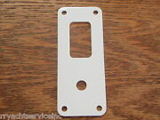 Switch Panel White Psbc11wh Fits 1 Carling V-series Switch Bases Boatingmall