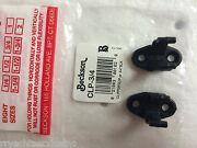 Clipper Holding Clips 2/pac 35 Clp34 Fits 5/8- 3/4 Boat Hooks Mops Gaffs Tools