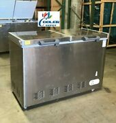 New Medical Science Lab Hospital Deep Chest Freezer -40anddegc Low Temperature 278l