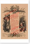 Wwi Venereal Disease Vd Soldier Tombstone 1916 Theophile Steinlen French Poster