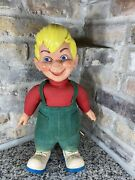 Vintage Mattel Beany And Cecil Talking Doll Bob Clampett 1949 Tested Working
