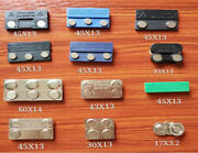 Magnetic Name Badges- We Are The Manufacturers Lot Of 1,000/ea Price Negotiable