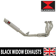Z1000 Z 1000 Sx 10-19 4-1 De Cat Exhaust System Gp Stainless Silencers Sg35r