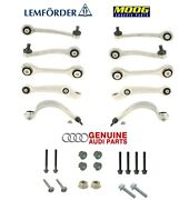 New Front Upper And Lower Forward And Rearward Control Arms Kit For A8 Quattro S8