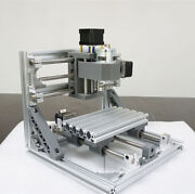 New 3 Axis Diy Cnc Engraver Machine + 2500mw Laser Engraver Milling Wood Carving