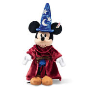 Disney Mickey Mouse Sorcerer Apprentice - Ean354397 - From The Steiff Collection