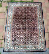 Antique Chic Shabby Top Tabraz Rug Circa Size Is 329 X 235 Cm 10.8 X 7.7 Ft