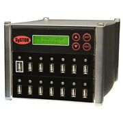 Systor 1-13 Multiple Usb Thumb Drive Duplicator And Sanitizer