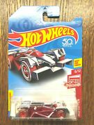 Hot Wheels 2018 Target Red Card Flash Drive Variation Missing Tampo