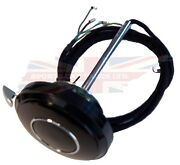 New Horn And Control Head For Adjustable Steering Column Triumph Tr2 Tr3 Tr3a Tr3b