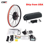 Electric E Bike Conversion Kit 1500w 48v With Lcd3 Display And Samsung Battery