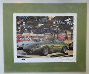 Ken Eberts Fordand039s Global Roots 100 Years Print Of Aston Martin Dp214 Coupe