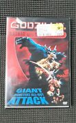Godzilla Mothra And King Ghidorah Giant Monsters All Out Attack Dvd 2004
