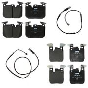 Genuine Front And Rear Brake Kit Pads And Wear Sensors For Bmw F80 F82 F83 M3 M4