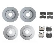 Genuine Front And Rear Brake Kit Disc Rotors And Pads For Bmw E82 E88 135i 08-10