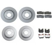 Genuine Front And Rear Brake Kit Disc Rotors And Pads For Bmw E82 E88 135i 2011-13