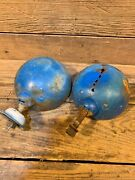 Ford Tractor Lights 2000 3000 4000 5000 7000 Shell Original Parts Used Old Bulb