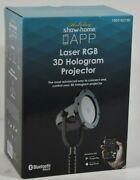 New Show Home Holiday App Laser Light Rgb 3d Hologram Projector Christmas