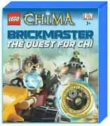 Lego Legends Of Chima Brickmaster The Quest For Chi Box Set With Mini-figures