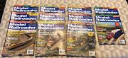 11 Model Railroader Magazines From 2006