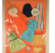 Vintage Mattel Barbie Doll Clothes Glamour Group Made In Japan