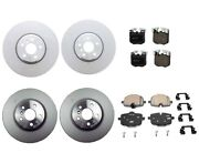 Genuine Front And Rear Brake Kit Disc Rotors Pads For Bmw G32 640i Gt Xdrive 18-19