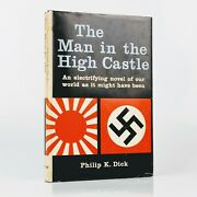 Philip K. Dick The Man In The High Castle - Us First Edition