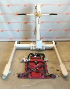 Ez Lift Out500 Smart Stand Battery Electric Patient Sit To Stand Lift 500 Lbs