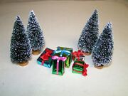 Lionel Christmas Presents And Trees 6-26368 Gondola Load 212 6462 812 9 Pieces
