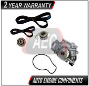 Timing Chain And Water Pump Fits Honda Acura Accord Cl 2.2l 2.3l F22a1 F23a7