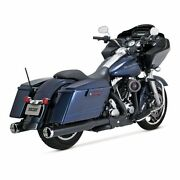 Terminals Vance And Hines Monster Harley Touring Flt 95-15 Trike/tri Glide 09-12