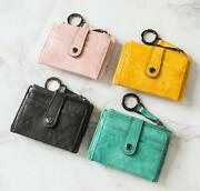Hot Selling Women Wallet Small Card Holder Package Mini Slim Coin Purse Billfold