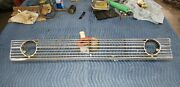 1966 Plymouth Satellite Grille Grill Front 66 Mopar B-body A+ Shape Ready To Go