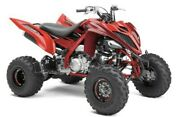 Raptor 700 Plastics Fenders 06-22 Red In Stock Fast Ship Front Rear Grill