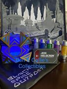 Star Wars Galaxy's Edge Jedi Holocron And 5 Kyber Crystals Sealed New