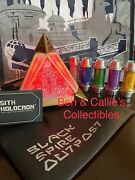 Star Wars Galaxy's Edge Sith Holocron And 5 Kyber Crystals Sealed New
