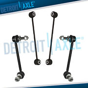 Front And Rear Stabilizer Sway Bars For 2005-2016 Chrysler 300 Dodge Charger Rwd