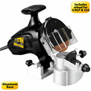 Laser 47228 Electric Bench Grinder Chainsaw Chain Sharpener Do It Yourself